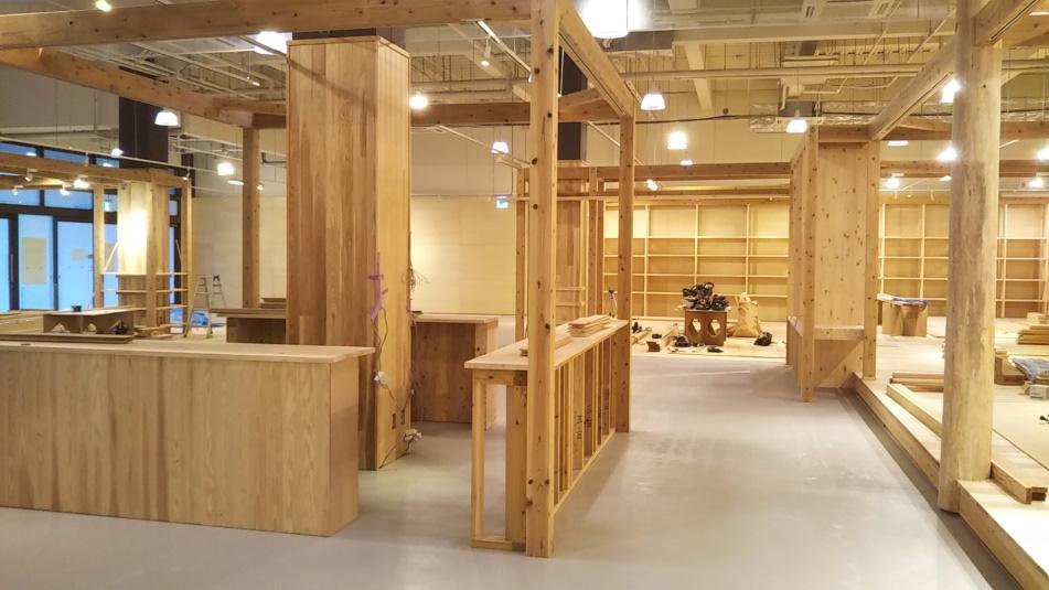 店舗企画・開発・施工