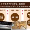 思いとアイデアをカタチにする 藤太夫 店舗設計・商品開発承ります。